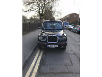 TX2 Taxi Ex-London Taxi For Sale