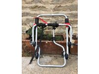 4x4 cycle carrier - fits spare wheel