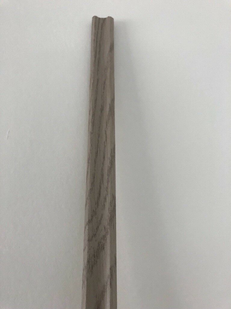 Laminate Flooring Edging Bead Washed Grey Oak