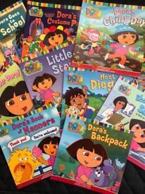 Dora the Explorer 10 Book Collection