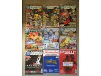 Gamesmaster Games Master Playstation Nintendo Magazines