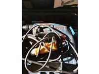 Hammer drill Bosch professional 110v