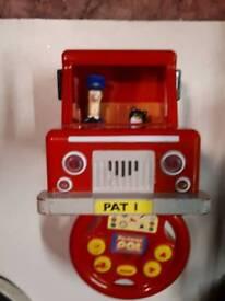 Postman pat radio control van