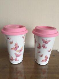 Laura Ashley mugs