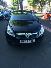 Vauxhall Corsa 1.2 Low insurance
