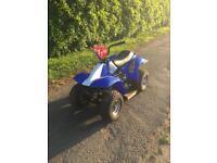 50cc Kids quadbike - GOOD CONDITION - SEMI AUTO