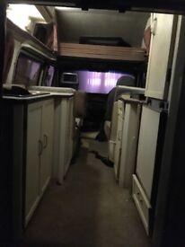 Ford Transit Campervan (project)