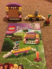 Lego Friends Bunny Set