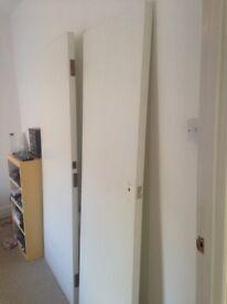 Fire Doors x2