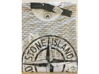 Stone island tshirt Medium and large avalible