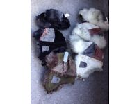 Joblot Christmas Gifts Carboot 5 X Assorted Unisex Trapper Hats