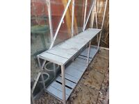 Elite Greenhouse and Aluminium Bench