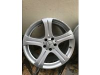 Mercedes Benz CLS 18inch Alloy Wheels