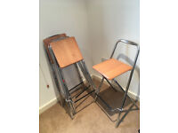 Set of Stylish breakfast stools