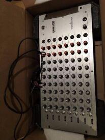 Adam F7s + Sub, Moog Sub Phatty, Korg Minilogue, Roland TR-8, Vermona DRM MKiii, Roland A-49