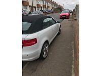 AUDI A3 cabriolet 1.6TDI £30 road tax
