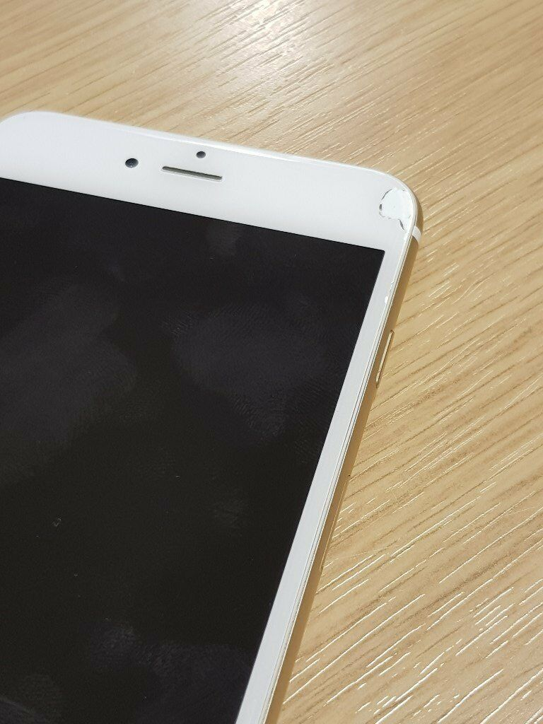 gold iphone 6 plus 16gb box unlocked