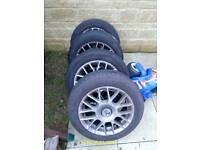 "Fox 15"" alloys"