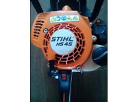 Stihl hs45 hedge cutters