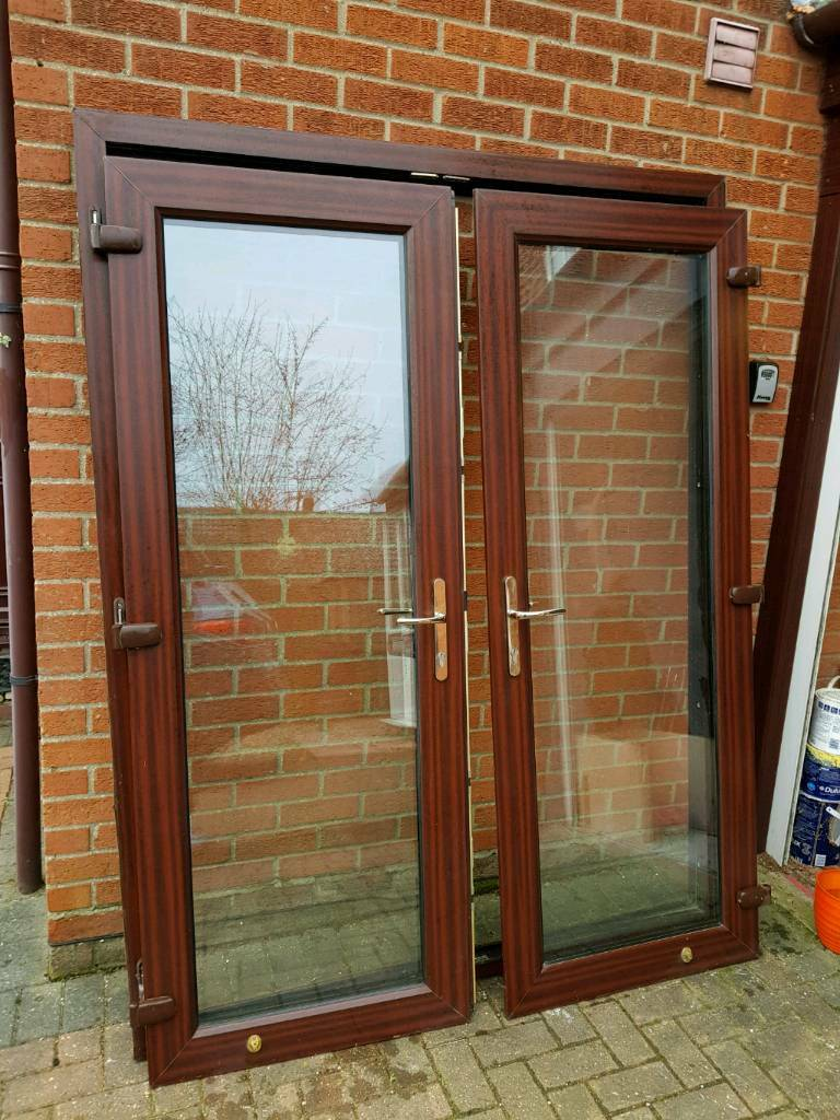 Upvc French Patio Doors In Norwich Norfolk Gumtree