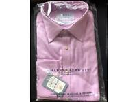New Charles Tyrwhitt men shirt, collar size 15, sleeve length 38