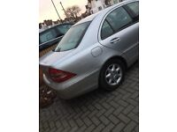 Merc 1.8, lady owner (2nd) since 2006, day nav, sensors, excellant condition