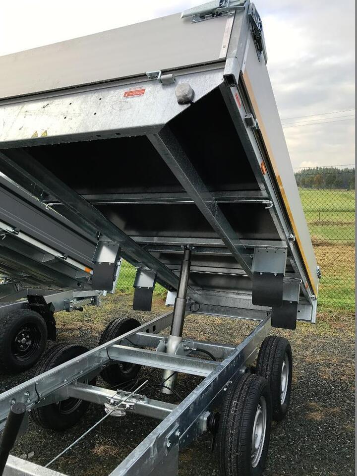 Rückwärtskipper 2500kg, 3100x1600x300mm, ohne Zusatzkosten!!! NEU in Pirk