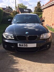 BMW 120d M Sport - 6spd Manual