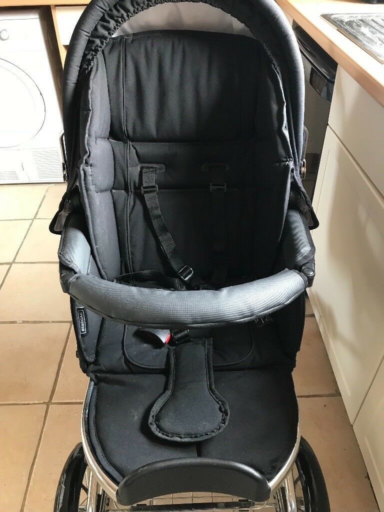 Bebecar Stylo Starlight Pushchair