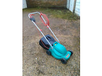 Bosch lawn mower in very good condition