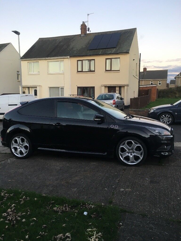 Ford focus zetec S limited edition