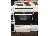 AMICA BRAND NEW 50CM SOLID TOP ELELCTRIC COOKER