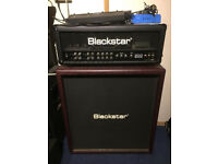 Blackstar Artisan ART412B 4x12 oversized Cab - Straight - Oxblood/Vintage Red