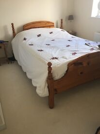 Double room furnished for rent £400 pm