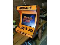 Bartop tabletop Arcade over 9000 games installed