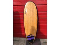 Tiki 5'5 Surfboard - £200