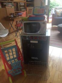 Brio play cooker bundle