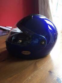 Flip Front Rayven XXL Motorbike Helmet - as new