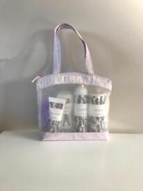 M&S lavender skin set