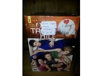 Series 1 to 6 of one tree Hill on dvd
