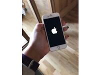 iPhone 6S, 64GB, gold, 'as new' PERFECT condition