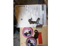 Oregon electric chainsaw sharpener