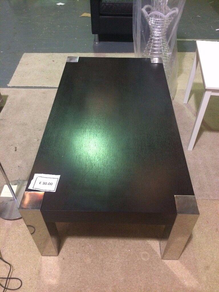 *** Modern Coffee Table- £30 ONO ***
