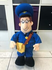 Large Postman Pat teddy