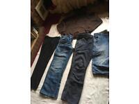 Men's bundle clothes size 38/32 5 items good condition used £10