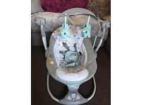 Ingenuity Swing me baby seat