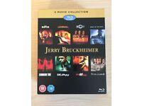 Jerry Bruckheimer 8 movie collection (Blu-ray)