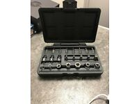 Torq Drill Bits With Case