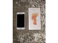 Rose Gold iPhone 6s for sale - UNLOCKED - 64gb - EXCELLENT CONDITION