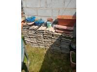 spare concrete roof tiles for sale
